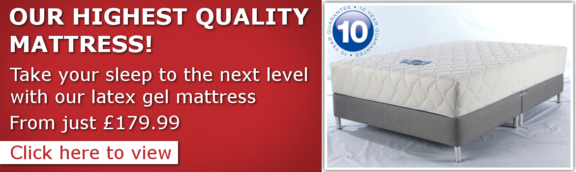 Latex Gel Mattress1