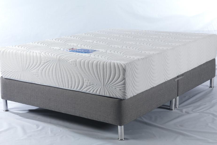 Cool Blue Memory Foam Mattress
