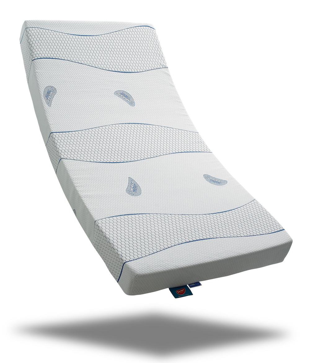 Coolblue Memory Foam Mattress Sleep Cooler Than Memory Foam Mattresses All Sizes Ebay