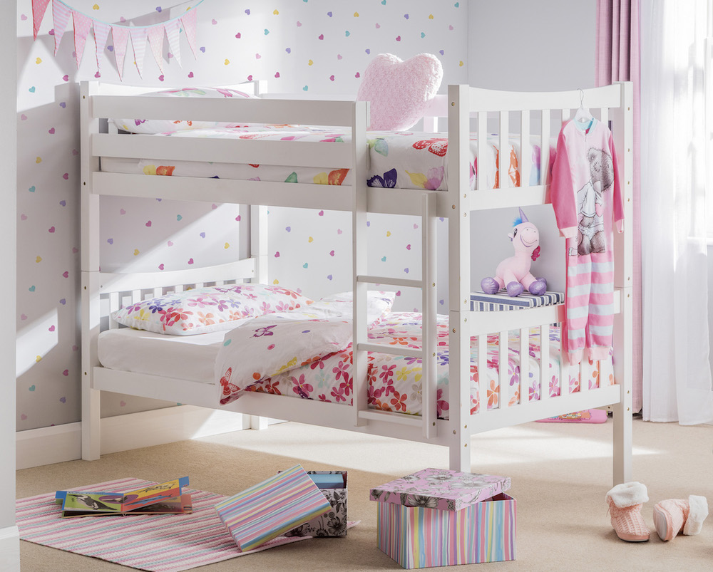 bunk beds for boy and girl