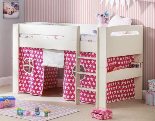 Cabin Bed Pink Roomset