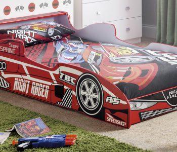 Speeder Bed Roomset